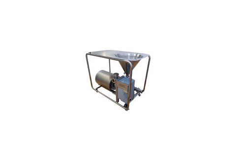 Hybrid Powder Mixers