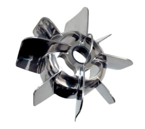 Hygienic Open Impeller Design