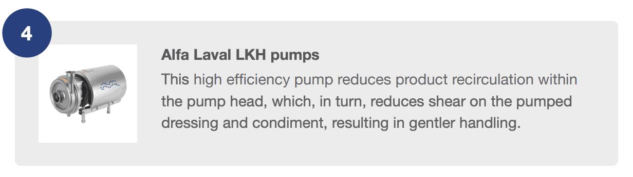 Alfa Laval LKH Pumps